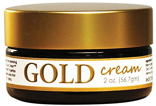 Gold Cream, 2 oz.