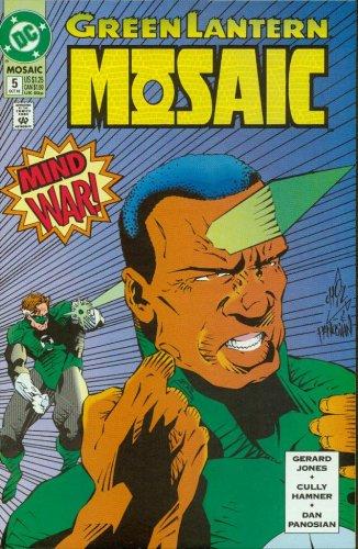 (Green Lantern Mosaic #5)