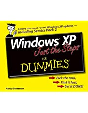 Windows XP Just the Steps For Dummies