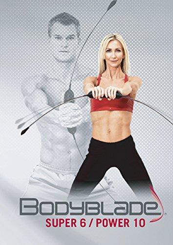 Bodyblade Super 6 / Power 10 DVD