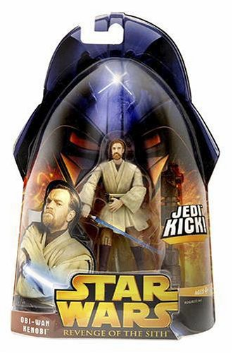 with Obi-Wan Kenobi Action Figures design