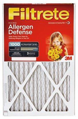 3M 9813DC Allergen Filter 24x30x1