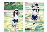 FTSUCQ Girls 2 Pieces Breathable Dress Sets-Sports