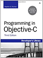 Programming in Objective-C, 3rd Edition