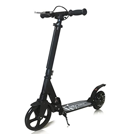 Patinete- Kick Scooter Adulto Plegable, No Eléctrico 2 ...