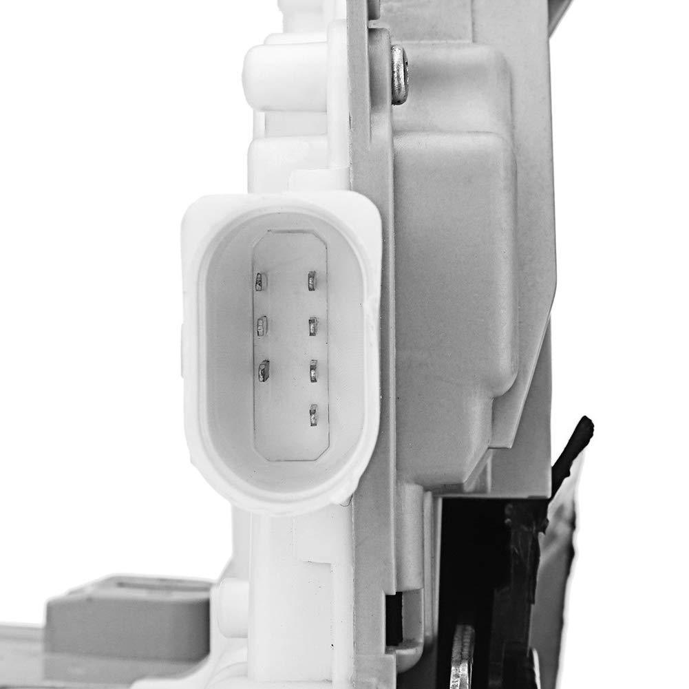 Ensun Door Lock Latch Actuator Rear Right Passenger Side 7 Pin for VW Passat B6 AUDI A4 A5 Q5 Q7 TT Replace# 3C4839016B 8K0839016