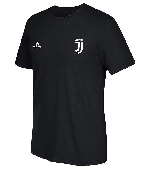 a71e082b323 adidas Cristiano Ronaldo #7 Juventus Youth Player T-Shirt Black (Youth X-