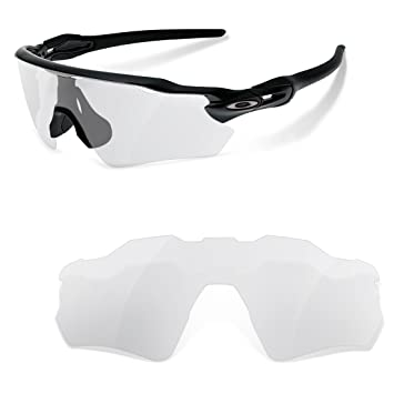9a32eafc460 sunglasses restorer Clear Replacement Lenses for Oakley Radar EV