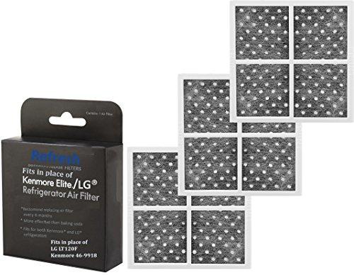 LG-compatible LT120F Air Purifying Fridge Filter 16322897