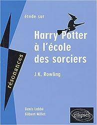 Harry Potter à l'école des sorciers, J.K. Rowling par Denis Labbé
