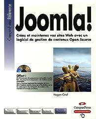 Joomla ! : Créez et maintenez vos sites Web (1Cédérom) par Hagen Graf
