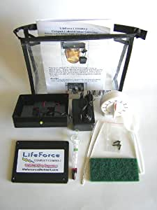LifeForce Compact COMBO-2 Colloidal Silver Generator Package