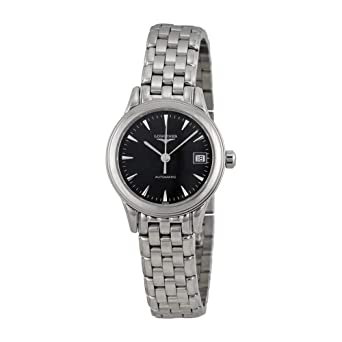 0ac57e7b7d9 Image Unavailable. Image not available for. Color  New Longines Flagship  Ladies Automatic Watch ...