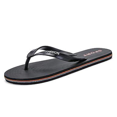 d9b4a1feee884a MUMUWU Men s Thong Classic Flip Flops Sandals Slipper Up To Size 10MUS  Sandals (Color