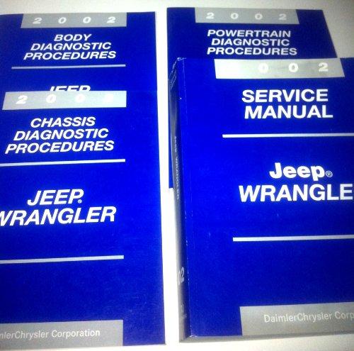 2002 Jeep Wrangler Manual - 8