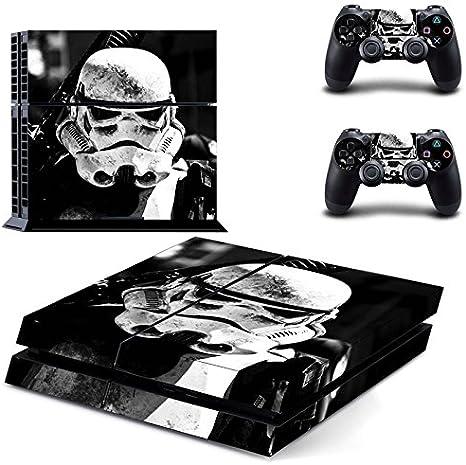 Playstation 4 + conjunto pegatina de protección – Star Wars (5) /PS4: Amazon.es: Videojuegos