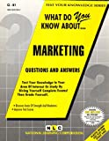 What Do You Know about Marketing?, Rudman, Jack, 0837370817