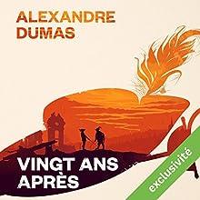 Vingt ans après   Livre audio Auteur(s) : Alexandre Dumas Narrateur(s) : Bernard Bollet