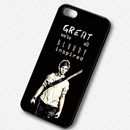 Newt The Maze Runner Movie quotes for Coque iphone 7 and Coque ...