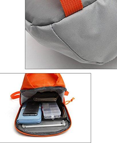 bolso que sube al aire libre bolsa grande hombre de la bolsa bolso de la capacidad a prueba de agua , 7 7