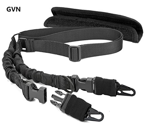 GVN Double Point Adjustable Sling+Shoulder Pad (A)
