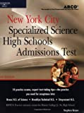 New York City Specialized Science High Schools Admissions Test, Stephen Krane, 076890711X