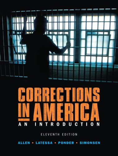 Corrections in America: An Introduction
