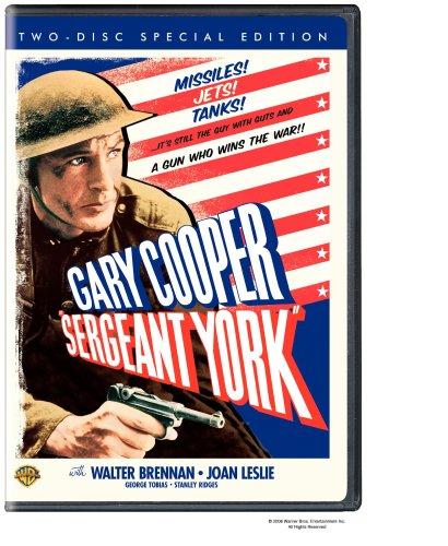 dvd sargent york - 1
