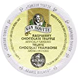 24 Count - Van Houtte Raspberry Chocolate Truffle Coffee Cup For Keurig K-Cup Brewers