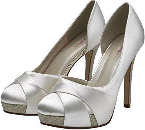 compensées Shoes Coloured Elsa femme chaussures 6AvBwa