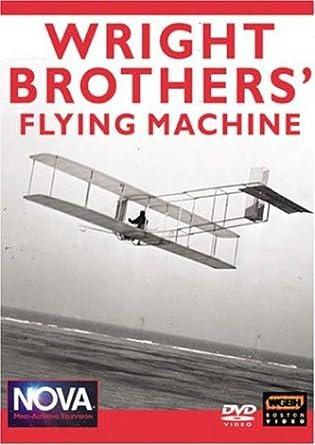 Amazon com: Wright Brothers' Flying Machine:  : Movies & TV