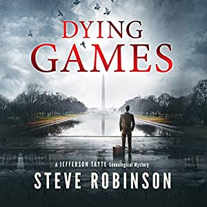 Dying Games Audiobook