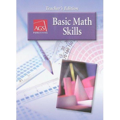 BASIC MATH SKILLS TEACHERS EDITION