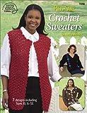 Plus -Size Crochet Sweaters