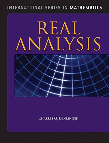 Elements of Real Analysis (International Series in Mathematics)