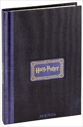 Agenda harry potter: Amazon.es: Collectif: Libros en idiomas ...