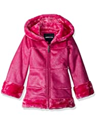 "Limited Too Little Girls' ""Shearling Dream"" Insulated Jacket"