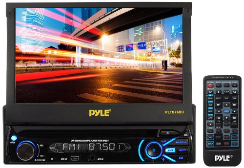 Pyle PLTS76DU Motorized Monitor Receiver