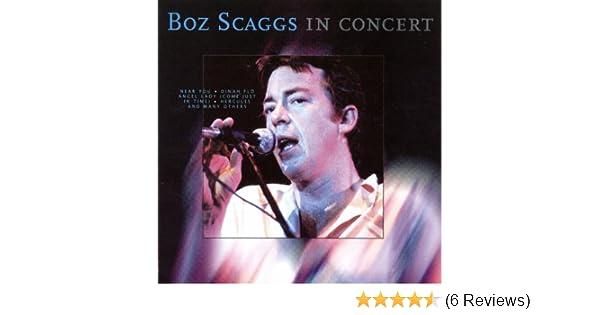 Scaggs Boz In Concert Amazon Com Music