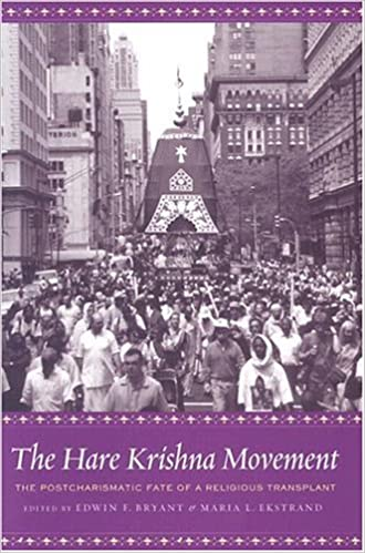 Amazon the hare krishna movement the postcharismatic fate of the hare krishna movement the postcharismatic fate of a religious transplant fandeluxe Image collections