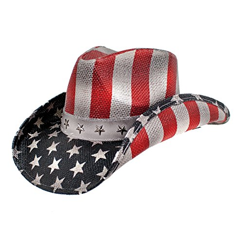 Peter Grimm Justice Drifter Hat - American - Hat American Eagle