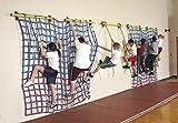 School Specialty Climbing Web Mat, 9 x 8 feet, Nylon