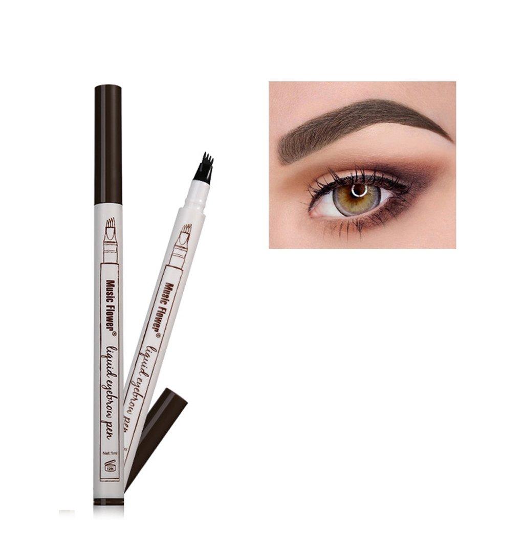Amazon.com : Frola New Waterproof/Smudge-proof Eyebrow Pencil Long ...