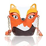 xhorizon FLK Cute Fox Shoulder Bag / Coin Purse for iPhone 6 6S 6 Plus, Samsung S4/S5/Note 5