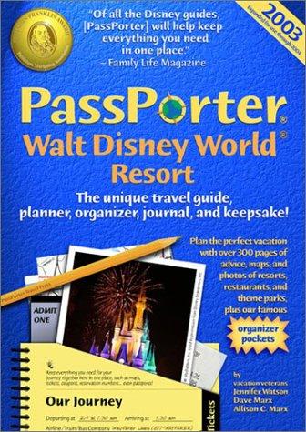 Download PassPorter Walt Disney World Resort: The Unique Travel Guide, Planner, Organizer, Journal, and Keepsake! (Passporter Travel Guides) pdf
