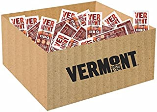 product image for Vermont Smoke & Cure Mini Meat Sticks, BBQ Beef, 96 Count