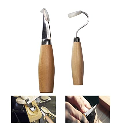 Amazon dthome wood carving tools set spoon cup wood carving