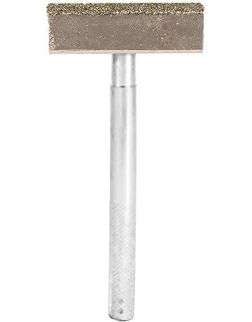 Diamond Grinding Disc Heavy Duty Diamond Coated Head Wheel Dresser Bench Grinder Correct Dressing Tool Secure