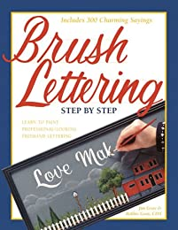 Brush Lettering Step by Step