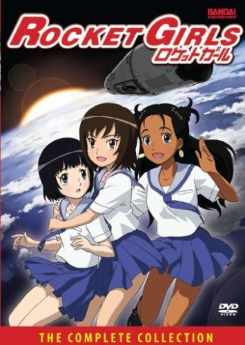Rocket Girls: Complete Collection